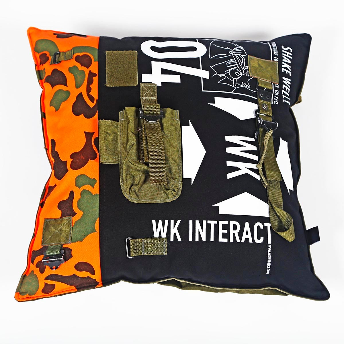 Image of WK - PILLOW KIT or PILLOW COVER