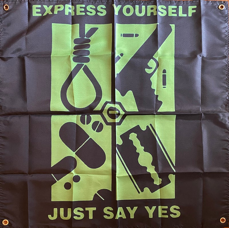 Image of Type O Negative -  Banner / Tapestry / Flag