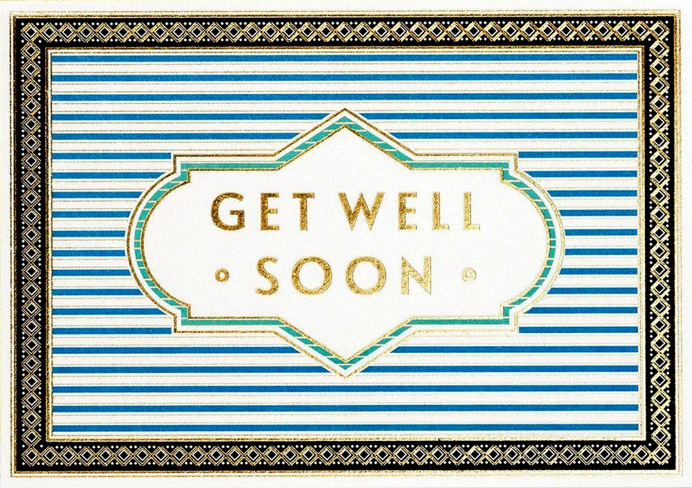 Image of Get Well Soon Card