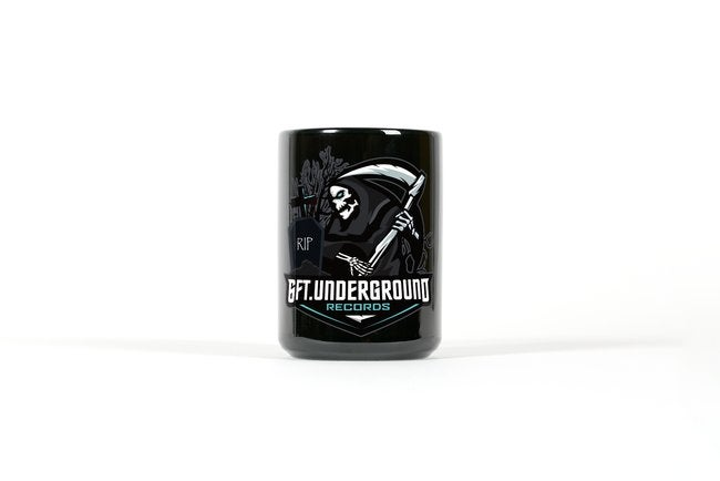 Image of 6ft.Underground Records - Grim Reaper Cup