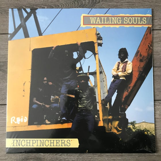 Image of Wailing Souls - Inchpinchers Vinyl LP