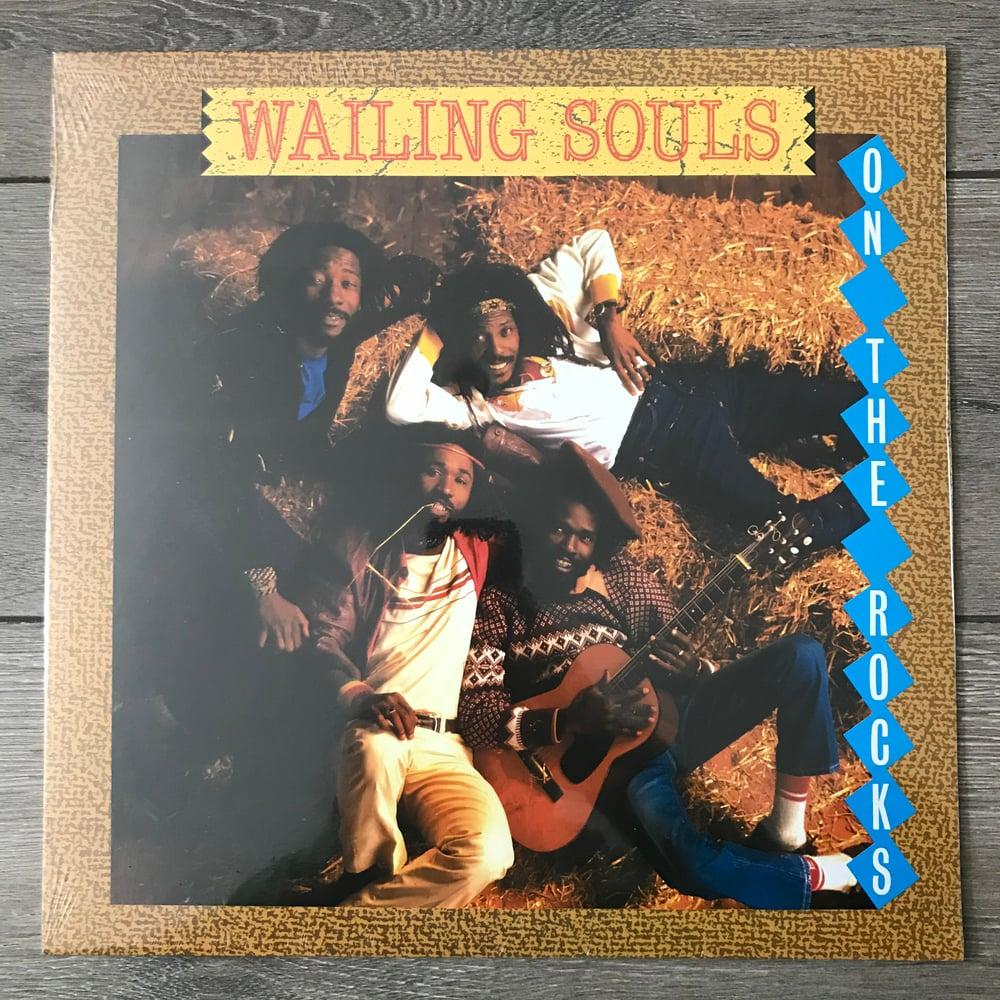 Image of Wailing Souls - On The Rocks Vinyl LP