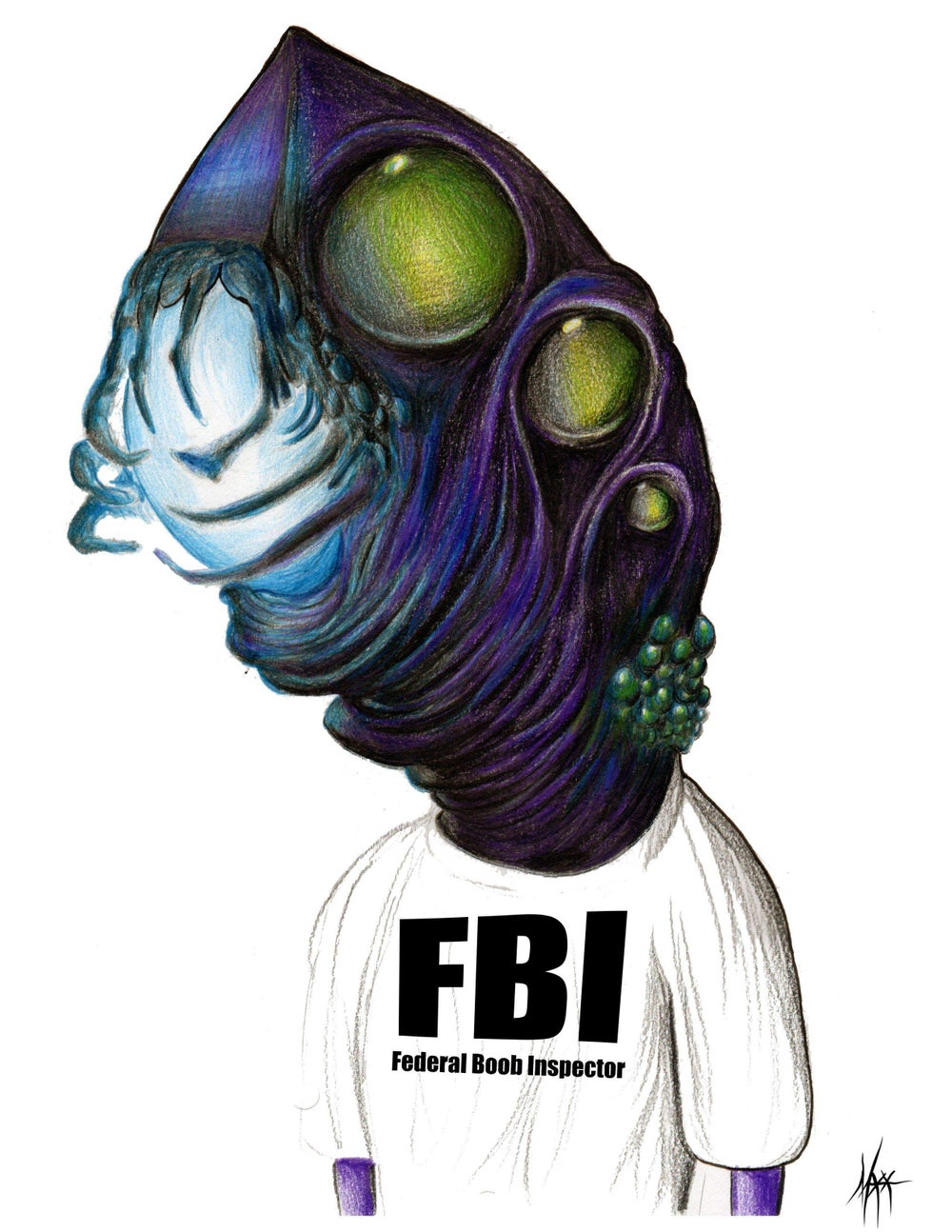 Image of Federal Boob Inspector