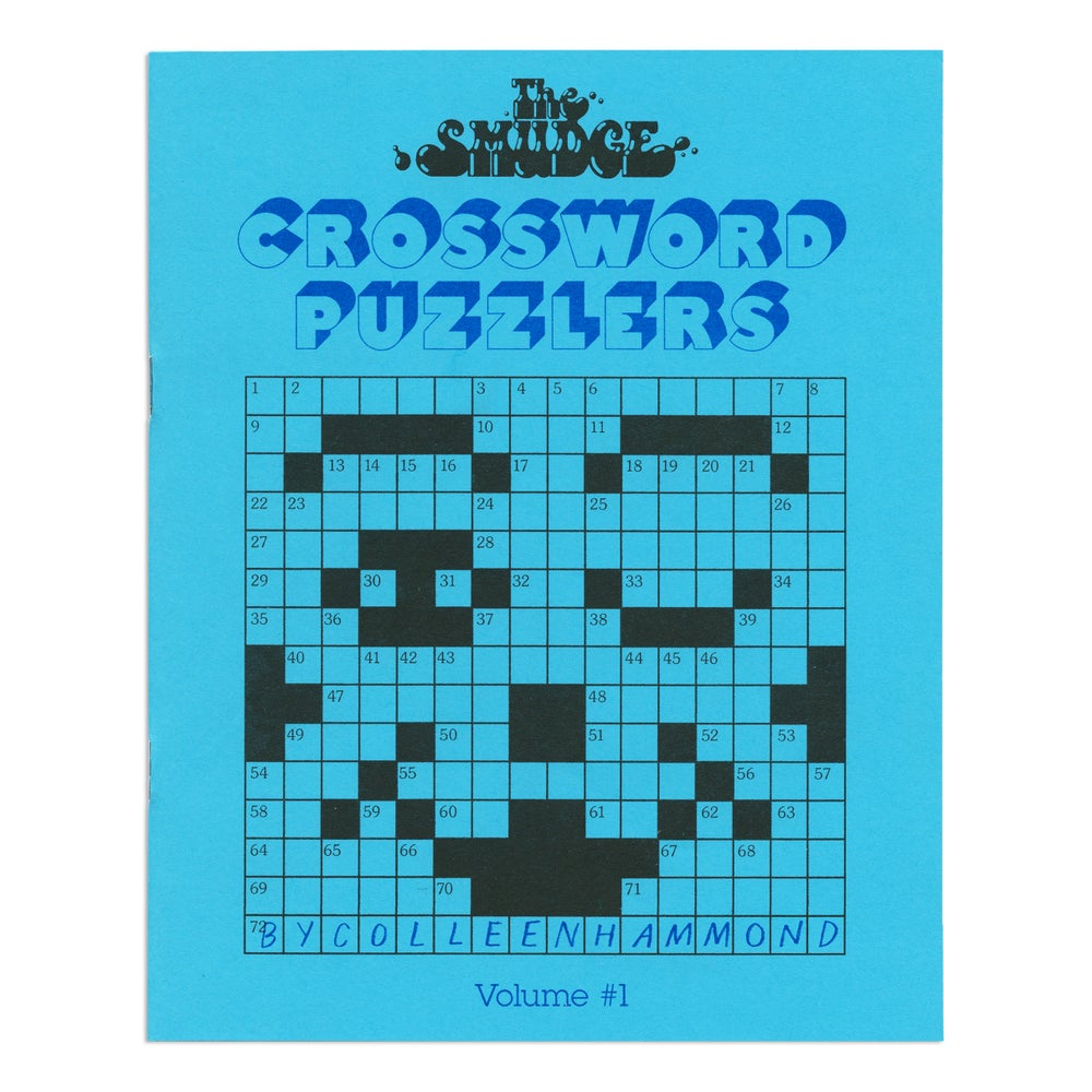 Image of Crossword Puzzlers Book
