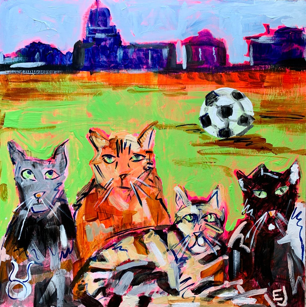 Image of Cats in the City Commission