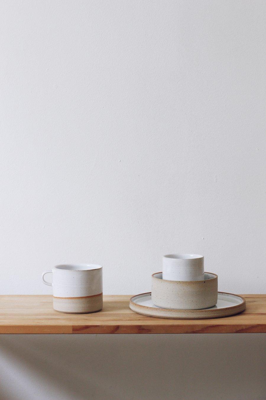 Image of The Breakfast Club - White Glaze