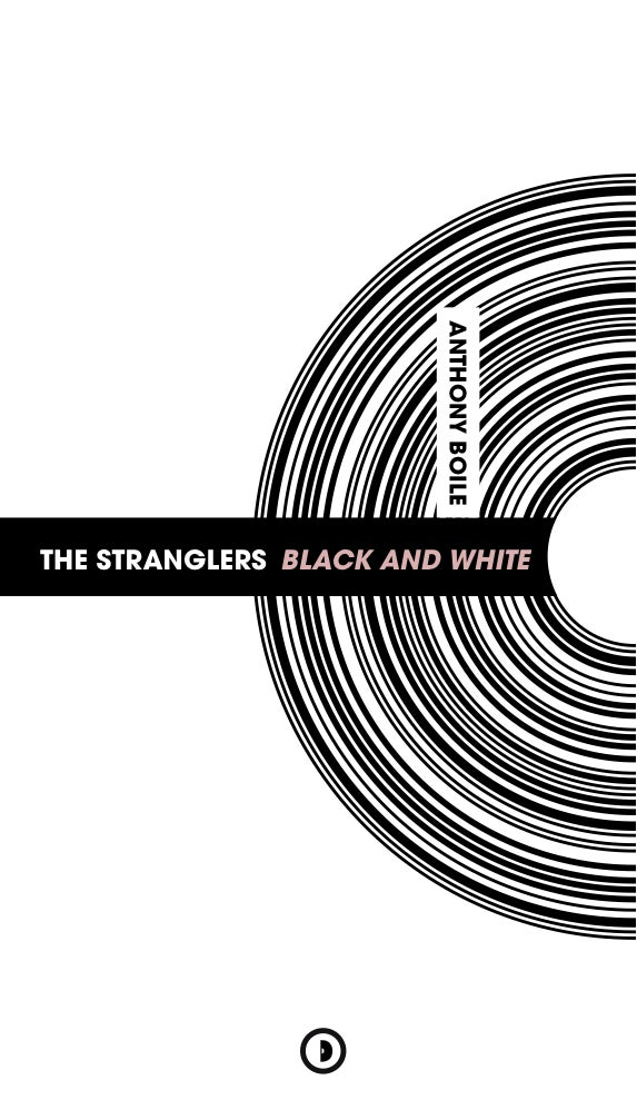 Image of PRÉCOMMANDEZ « THE STRANGLERS BLACK AND WHITE »