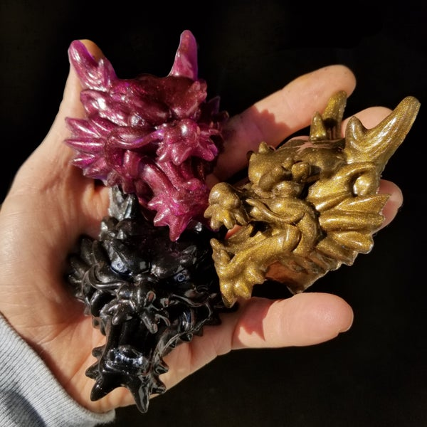 Image of Small Dragon Magnet