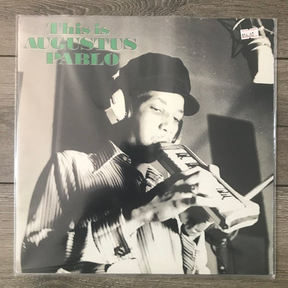 Image of Augustus Pablo - This Is Augustus Pablo Vinyl LP