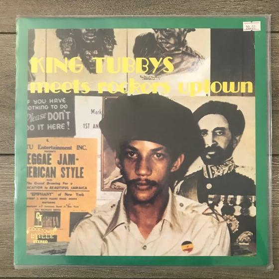 Image of Augustus Pablo - King Tubbys Meets Rockers Uptown Vinyl LP