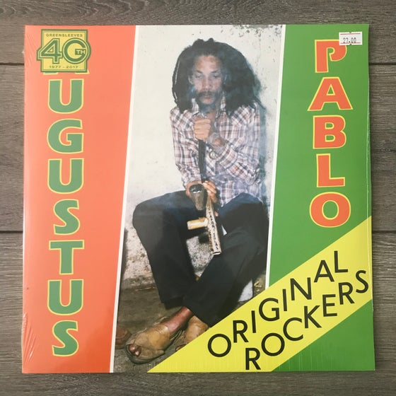 Image of Augustus Pablo - Original Rockers Vinyl 2 LP