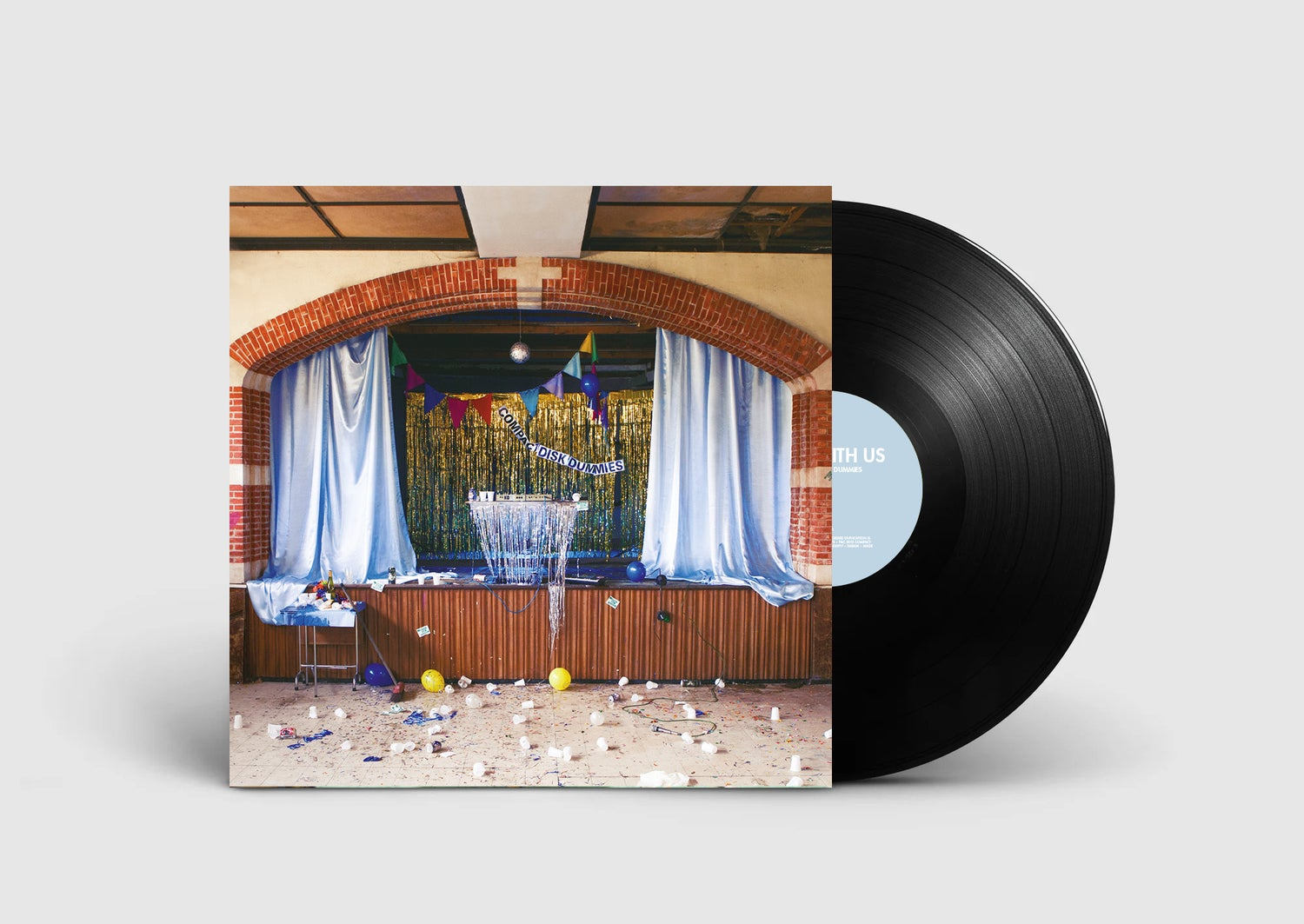 Image of Mess With Us (LP)