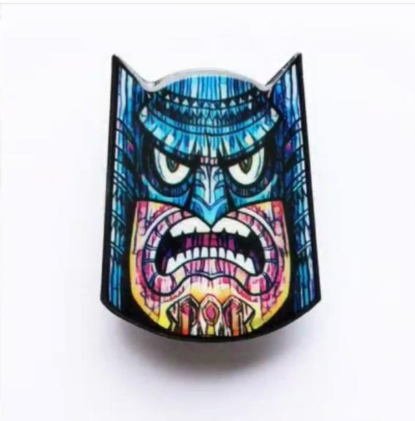Image of Glow in the Dark Tiki-Bat