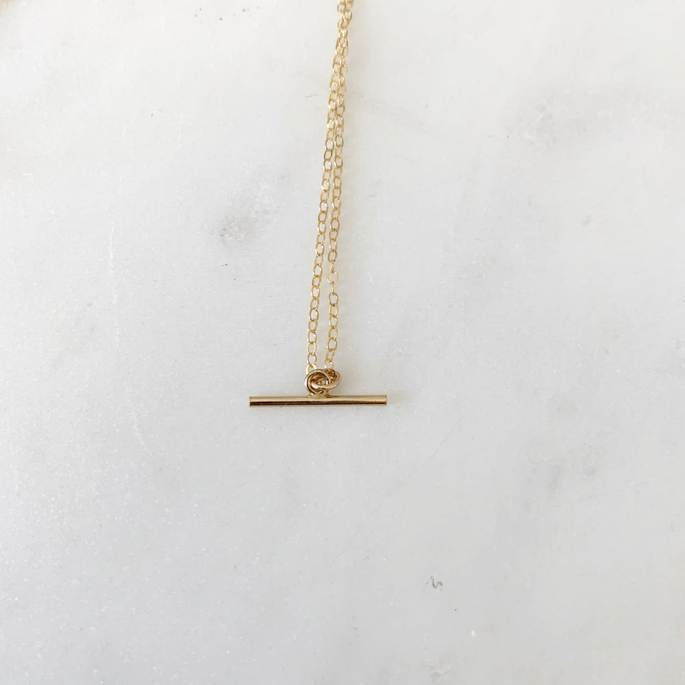 Image of Stick necklace