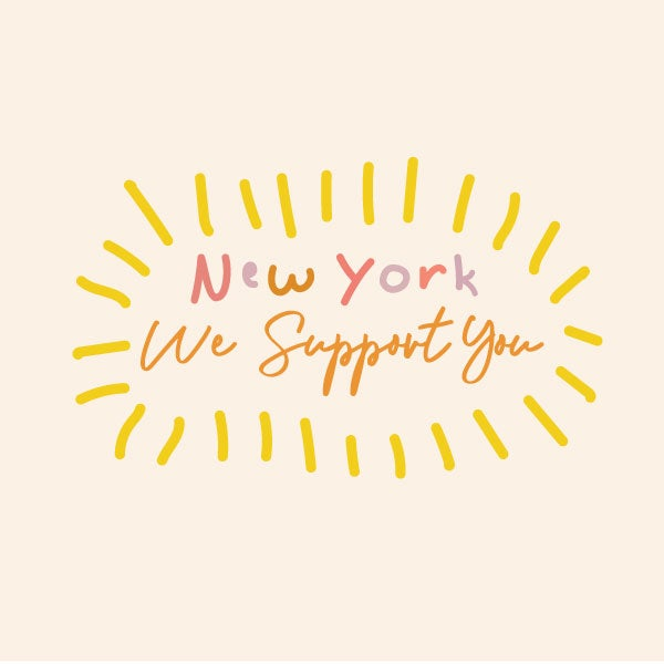 NYC We Support You