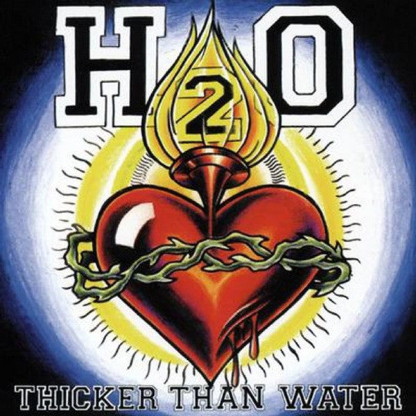Image of H2O - Thicker Than Water LP