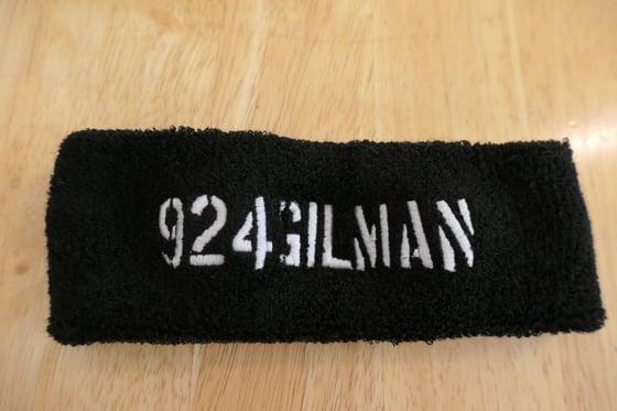 Image of 924 Gilman Headband / Sweatband