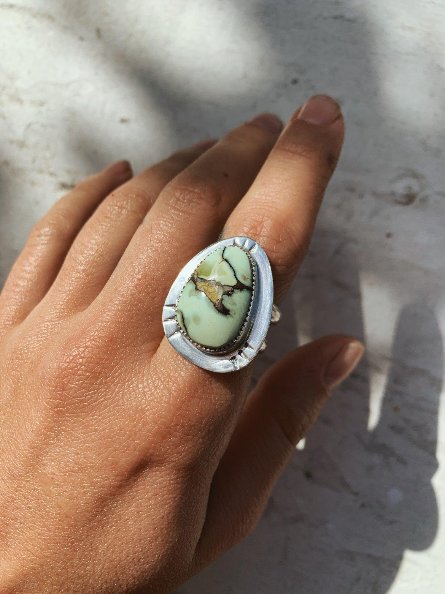 Image of Variscite Ring