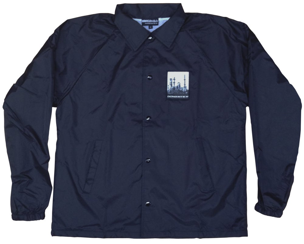 Image of DOMEstics. Factory Coach's Jacket