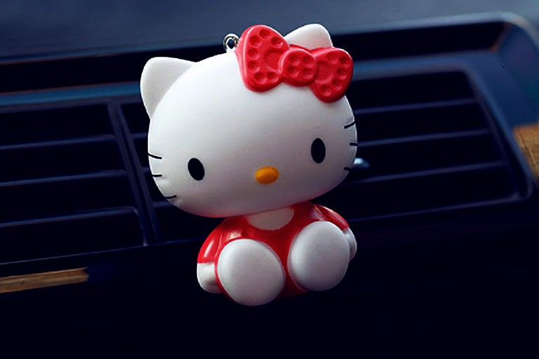 Image of Hello Kitty Large Air Freshener