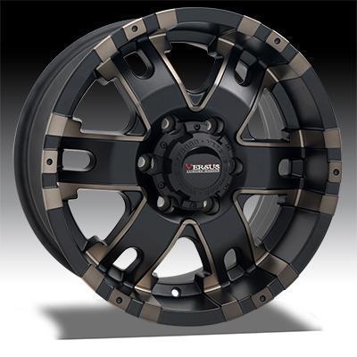 Image of Versus Wheels - GRIDLOCK CARBON BLACK DARK TINT