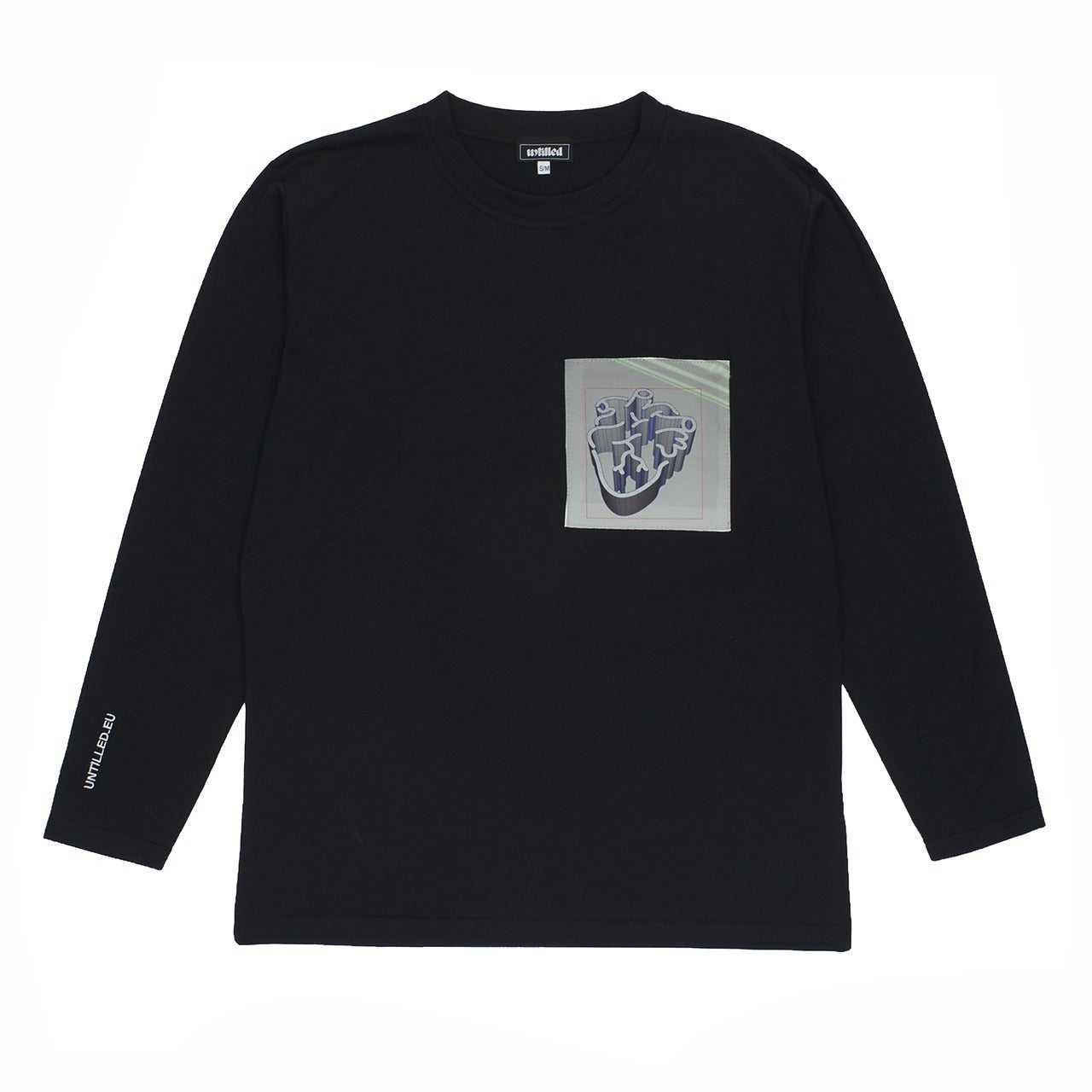 3D Patch Tee