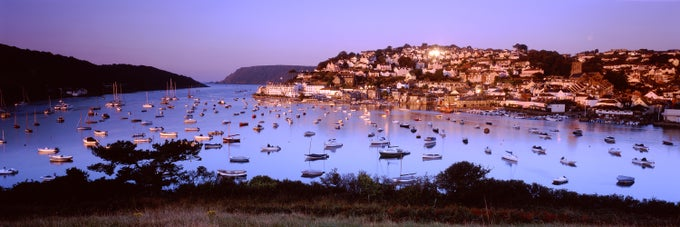 Image of Salcombe Summer Sunrise