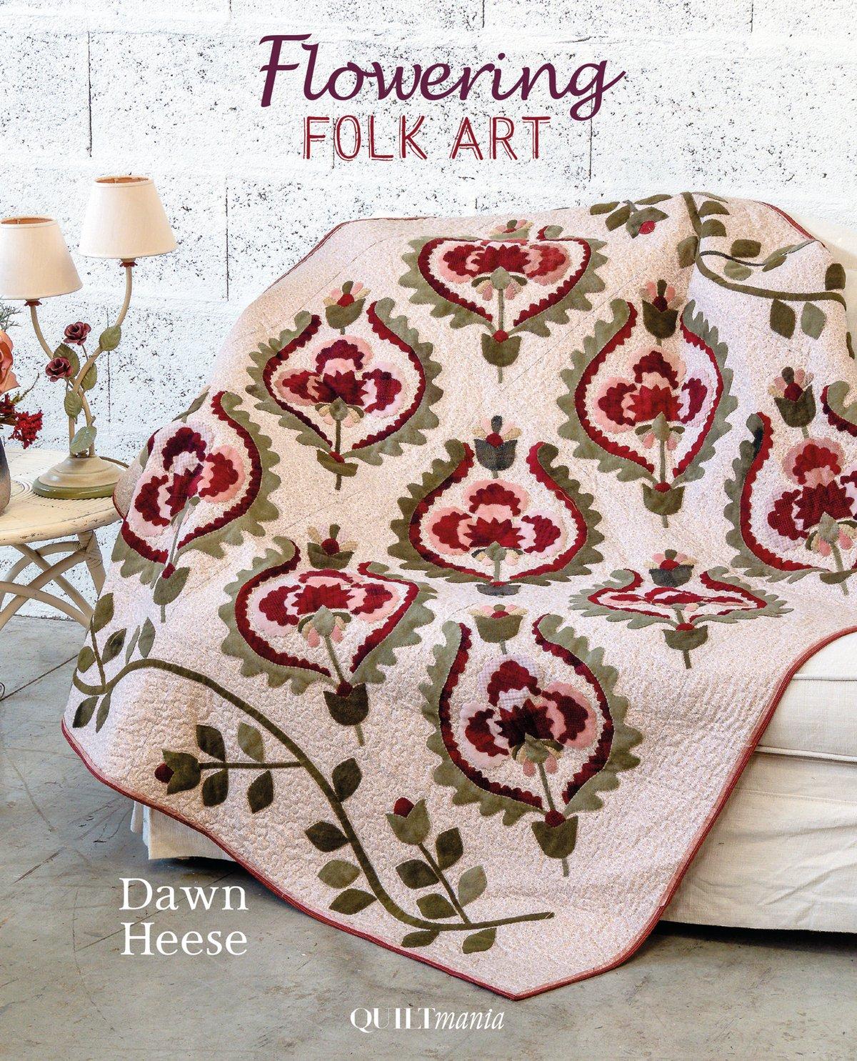 Flowering Folk Art