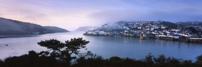 Image of Salcombe Winter Dawn