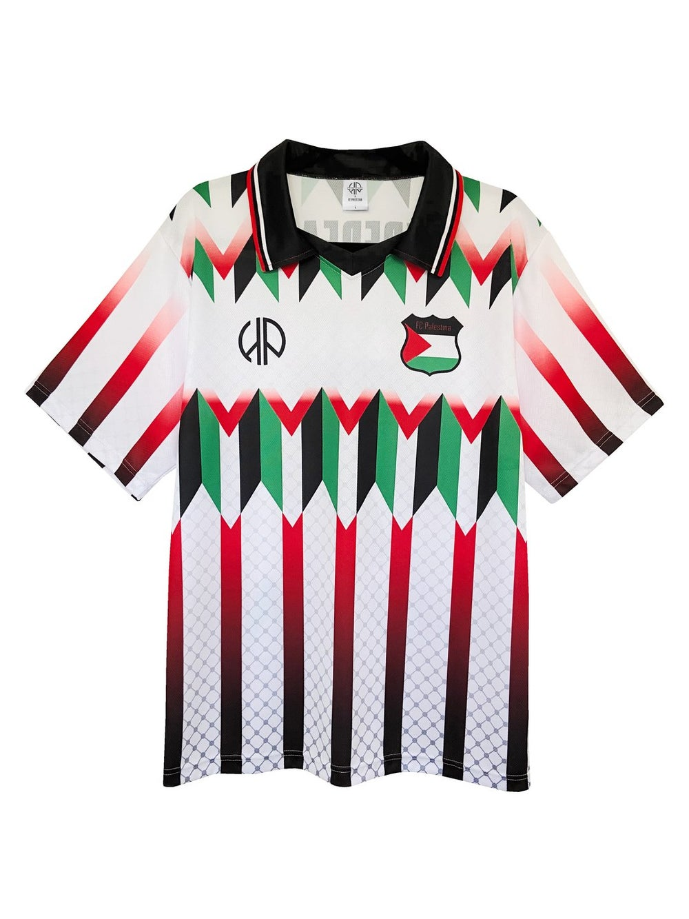 Image of FC PALESTINA x HYPEPEACE COLLAB Home White