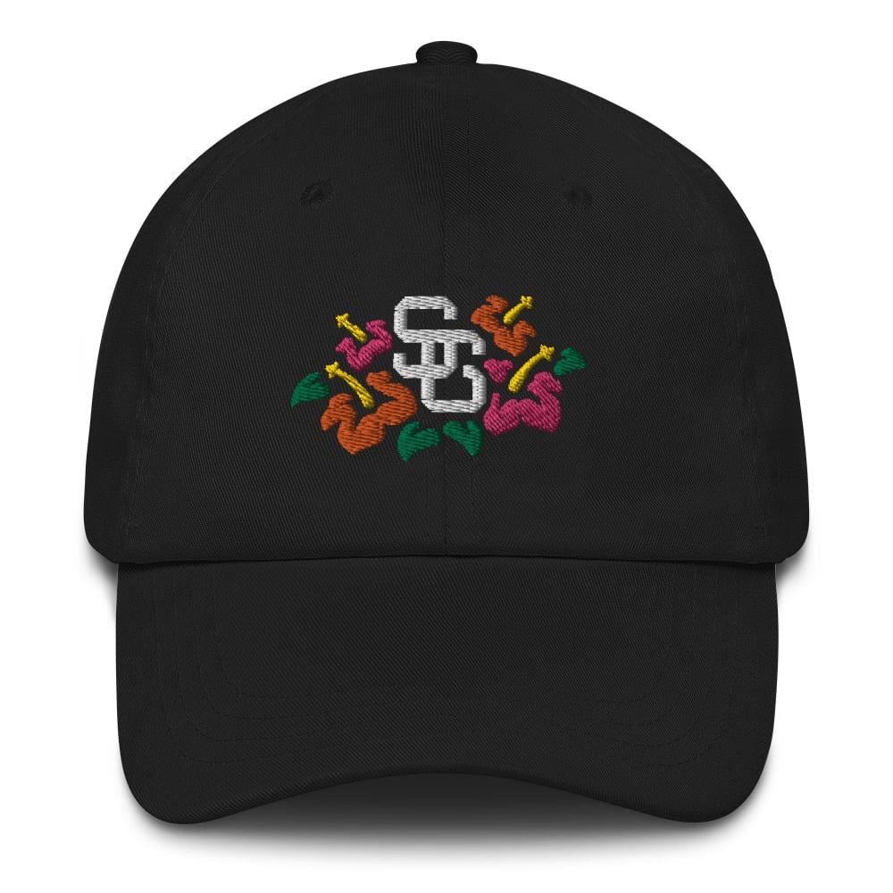 Image of Hibiscus Dad Hat