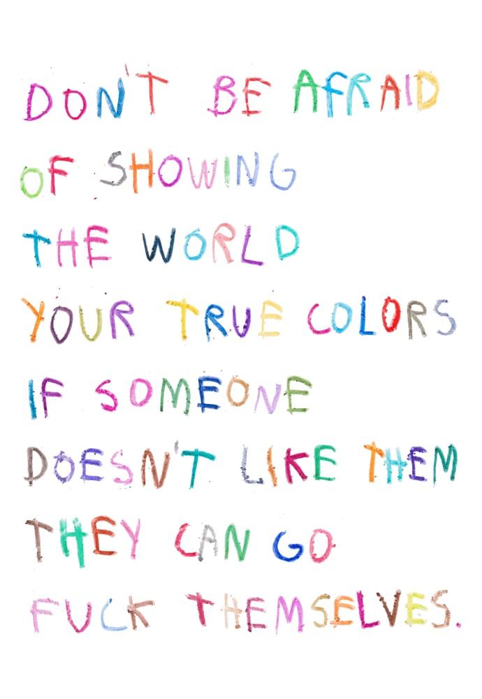 Image of Corny Quote N.1 by CB HOYO