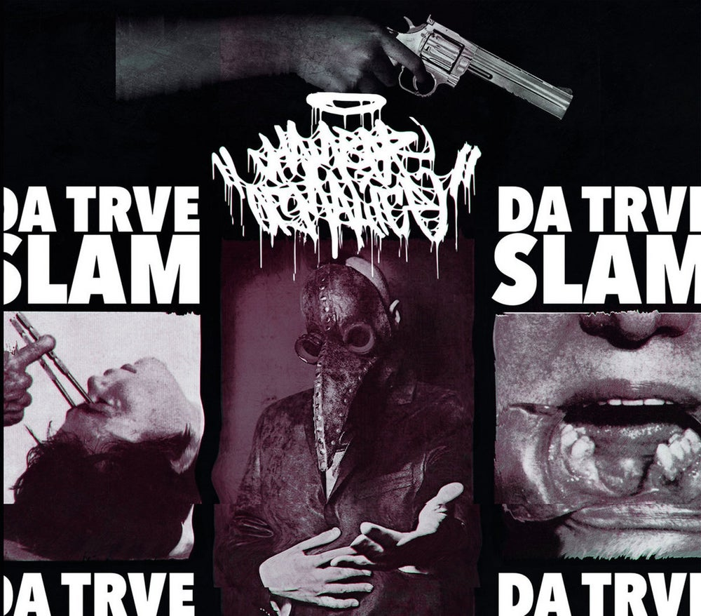 Image of CHAMBER OF MALICE -  Da Trve Slam CD