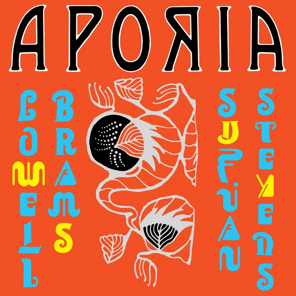 Image of Sufjan Stevens & Lowell Brams - Aporia