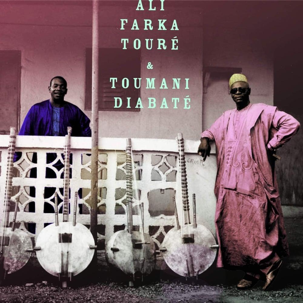 Image of Ali Farka Toure & Toumani Diabate