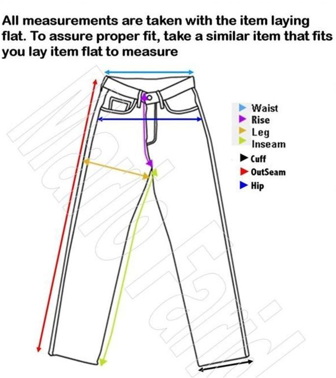 Image of Wax pants