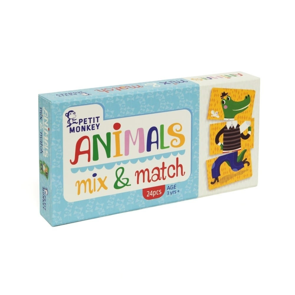ANIMAL - MIX & MATCH