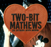 """Image of The Outsiders House Museum """"Two-Bit"""" Heart Patch."""
