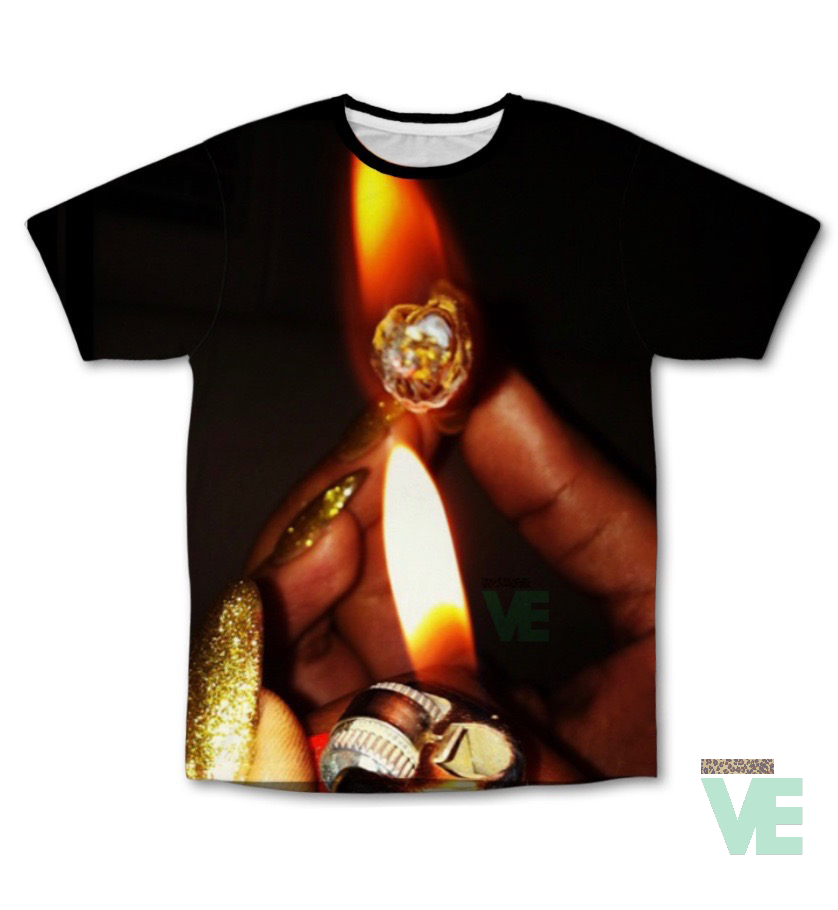 "Image of Limited Edition ""Lighter Flick"" Men's T-shirt"