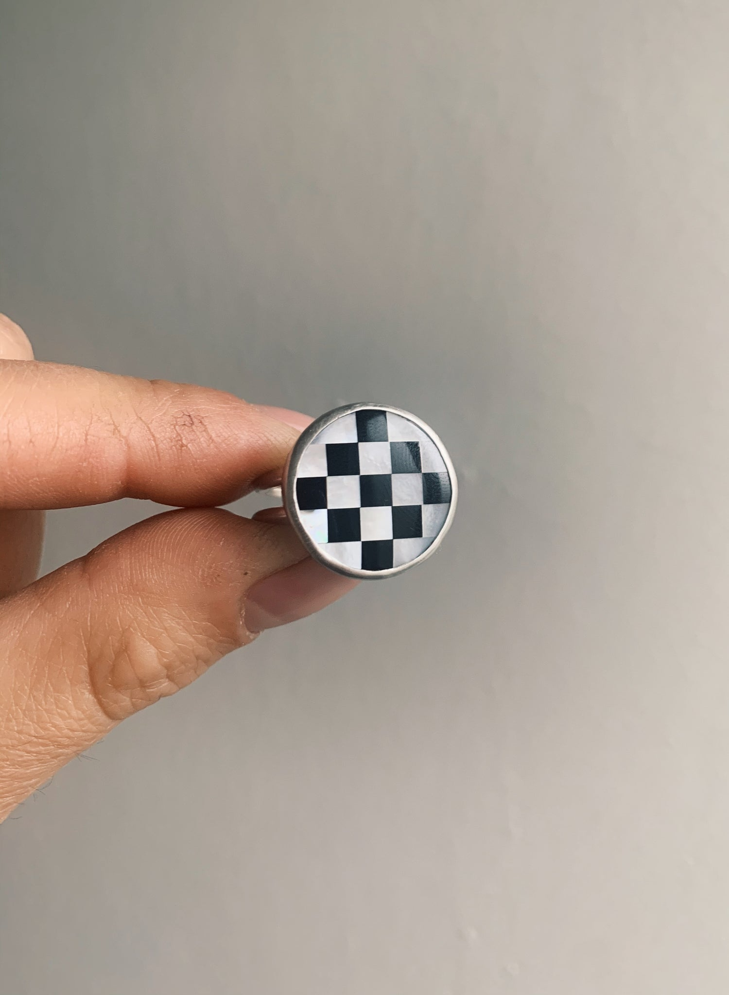 Image of Checkered Ring