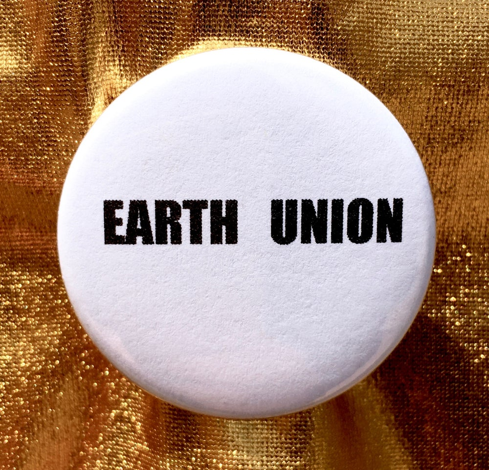 Image of BUTTON #24 (EARTH UNION)