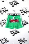 ndn shorts in green