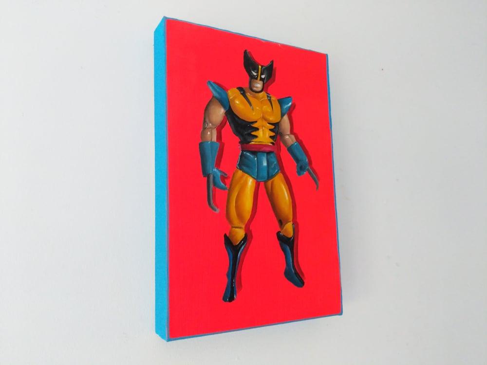 Image of Wolverine Toy *Original*