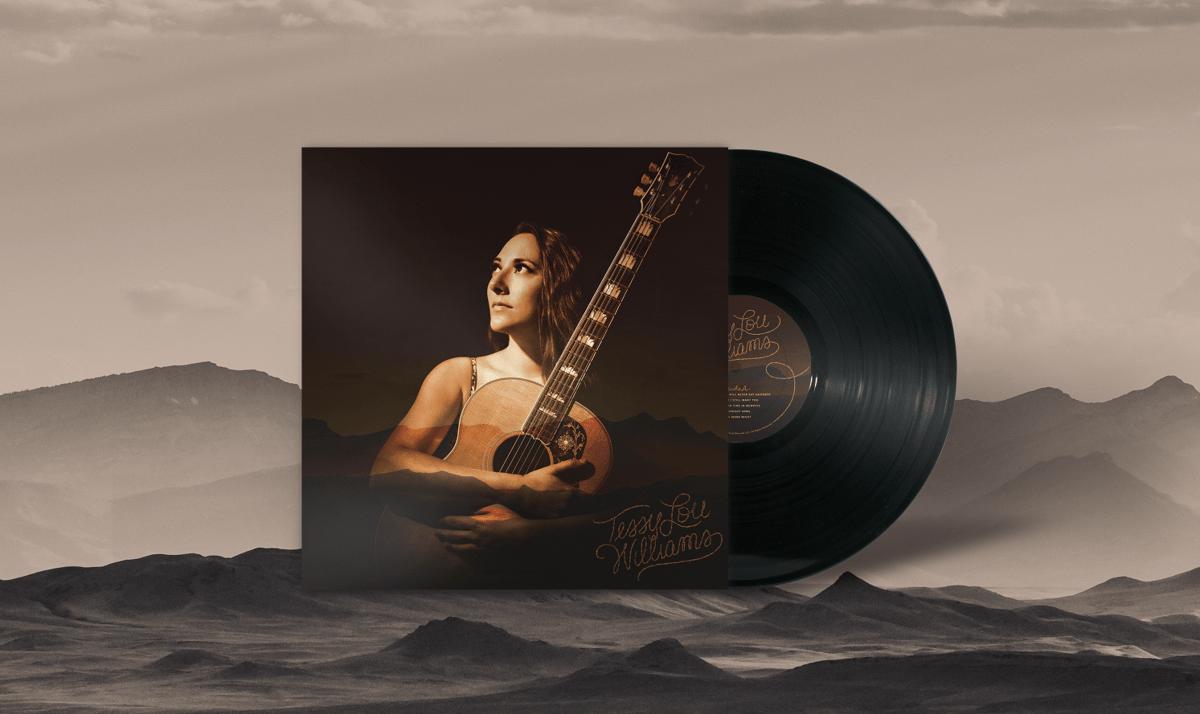 Tessy Lou Williams Vinyl Record (2020)