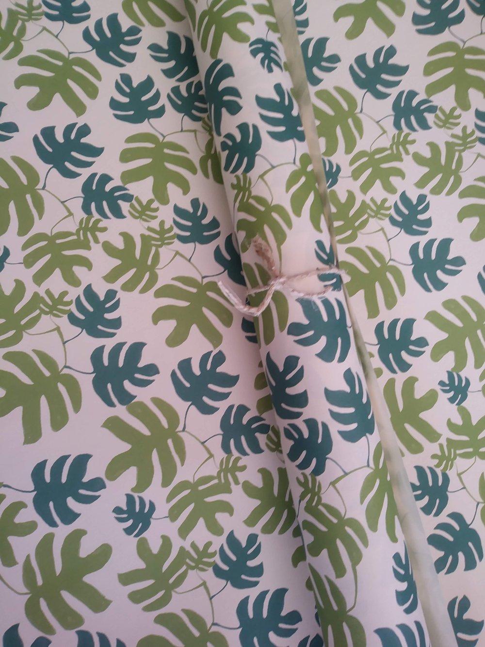 Image of Decorative paper Plants