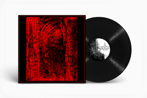 Image of EA002: Psychotomimetic-  Delirio Dimensional LP