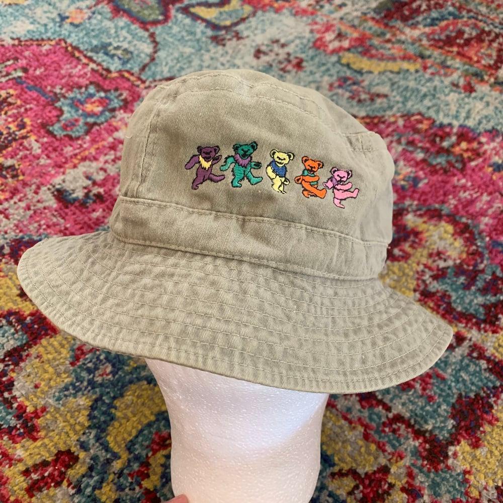 Image of GD Vintage Original Bears 1990's Bucket Hat!