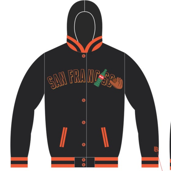 Image of Tha Ball Park Jacket