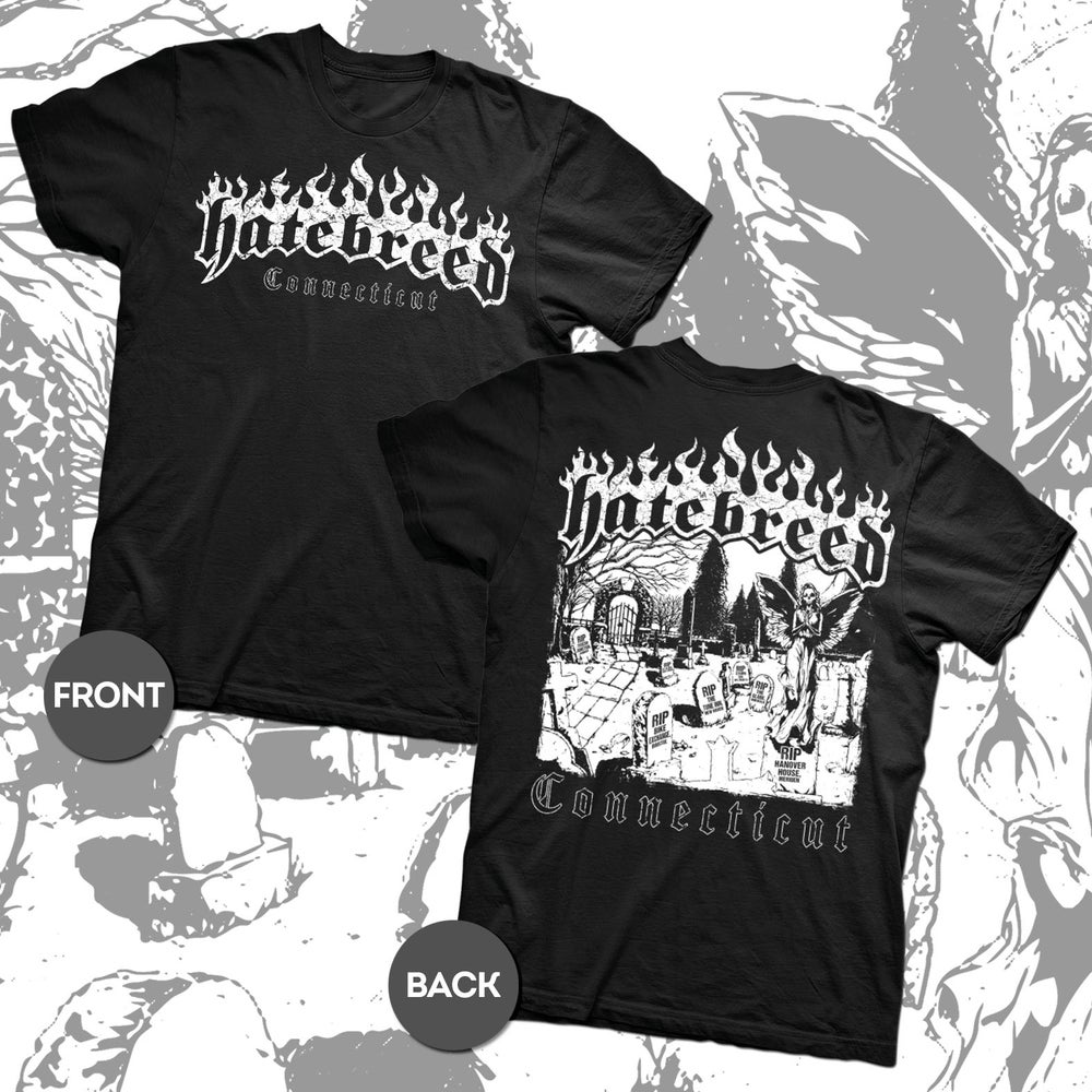 Image of HATEBREED CT SHIRT