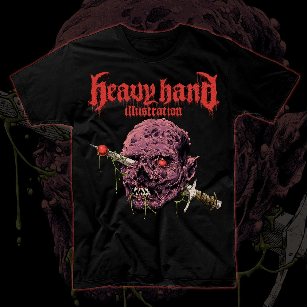 Image of Knife Head T-Shirt
